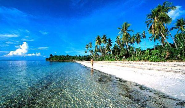 Tourism in Indonesia: the beaches are brilliant!