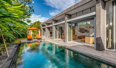 Some excellences of renting the 3 bedroom villa at trendy Seminyak