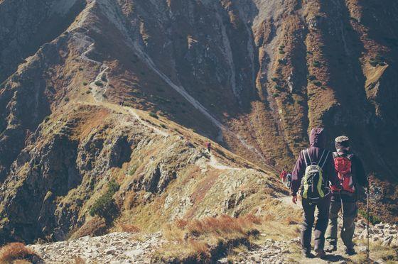 Reasons to hike a mountain