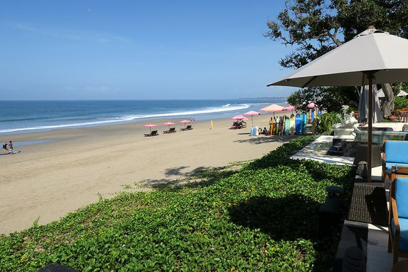 Spatial approach why Seminyak village is perfect location for tourists in Bali