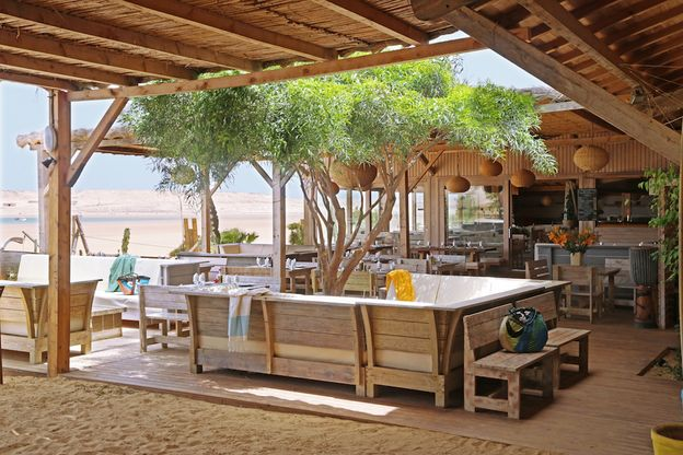 Surf camp in Dakhla - Morocco where ocean, desert and lagoon meet