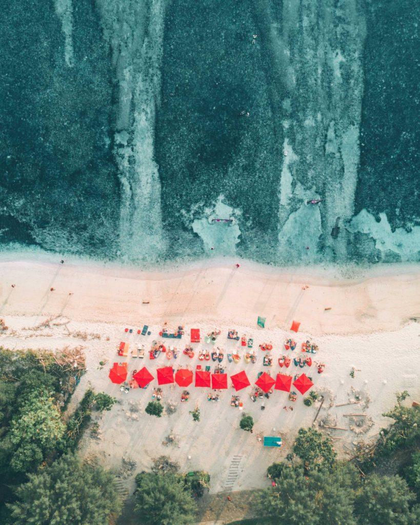 Yacht Charter Destination #1: Lombok & Gili