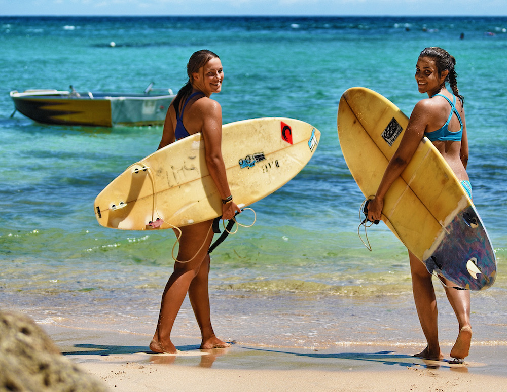 Reasons Why Surf Camp Bali is Best to Spend A Holiday