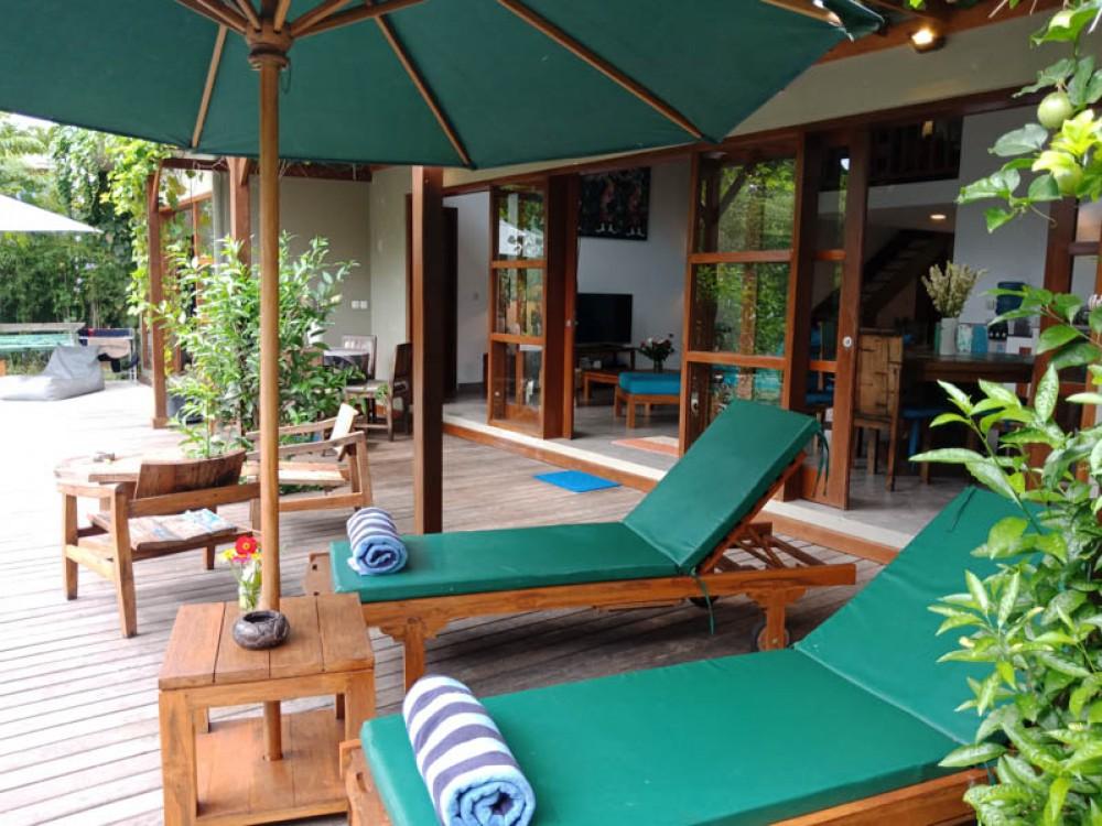 Bali Family Villas Exterior