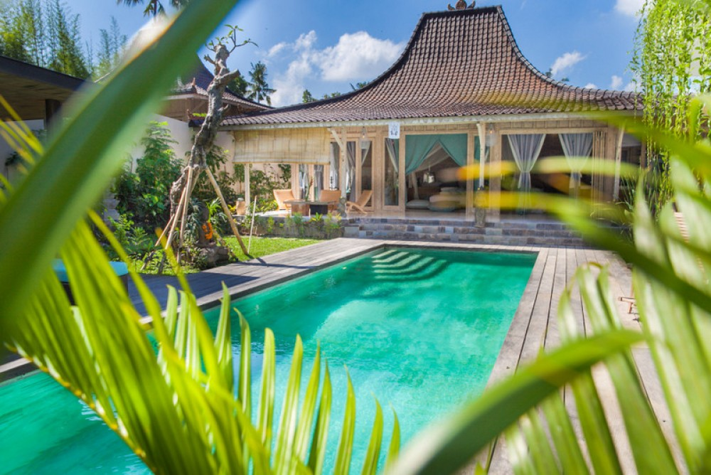Luxury Villa Ubud Bali in Peaceful Area