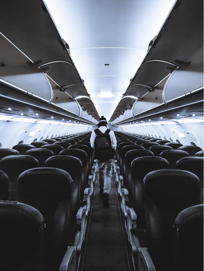 Disinfecting Your Airplane Seat With The Right Steps