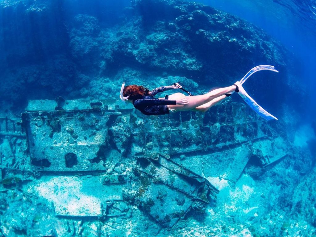 Why People Loves Wreck Diving in Bali