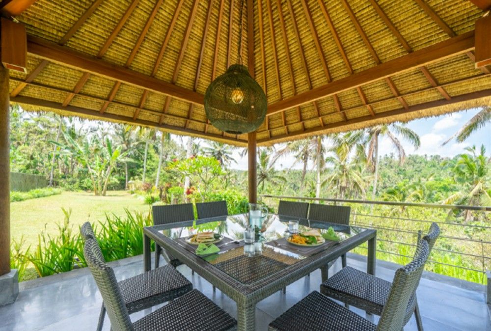 Private Villa Ubud with amazing view